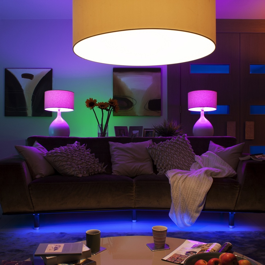 Philips Hue Labs Living Scenes